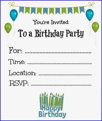 Free Printable All Starsport Birthday Invitations For Boys