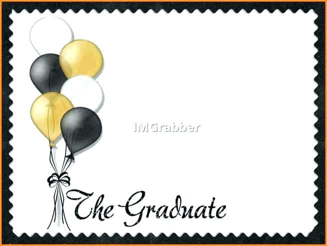 Graduation Invitation Templates Also Free Announcement Template