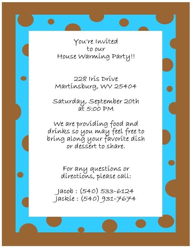 Housewarming Invitation Wording Fresh Housewarming Party