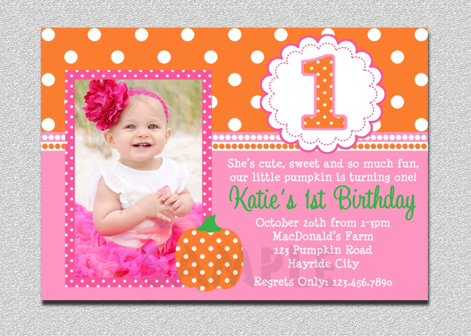 Ideas Baby Girl Birthday Invitation Card 56 On Hd Image Picture
