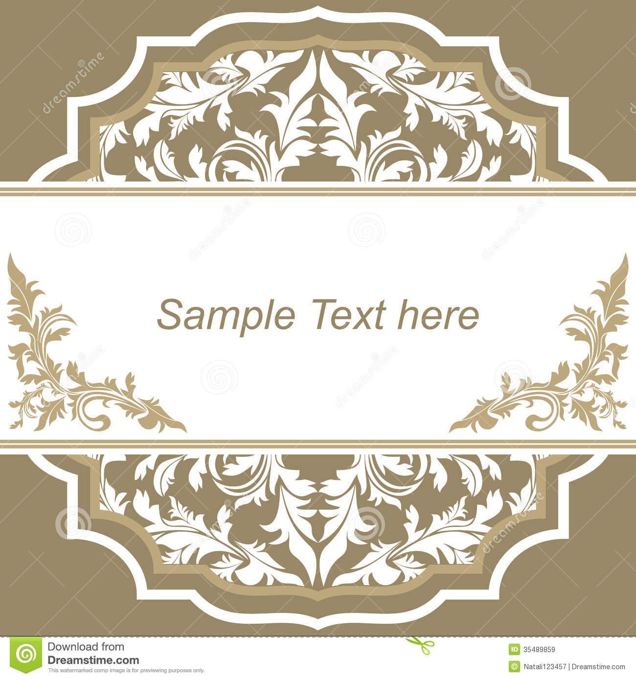 Free Invitation Designs
