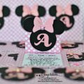 Minnie Mouse Invitations For Baptism