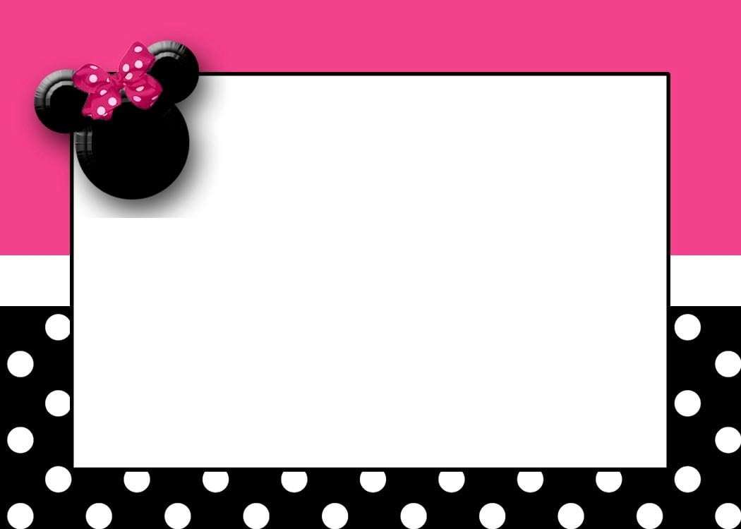 Minnie Mouse Birthday Wallpaper Png 5 » Happy Birthday World