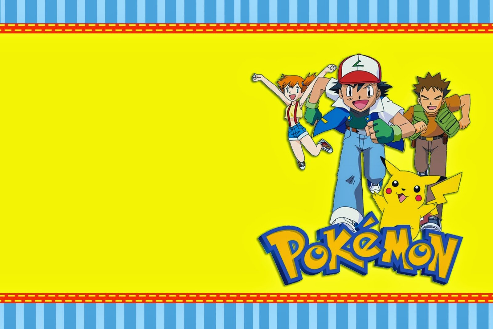 Pokemon Party Invitations Pokemon Party Invitations And Charming