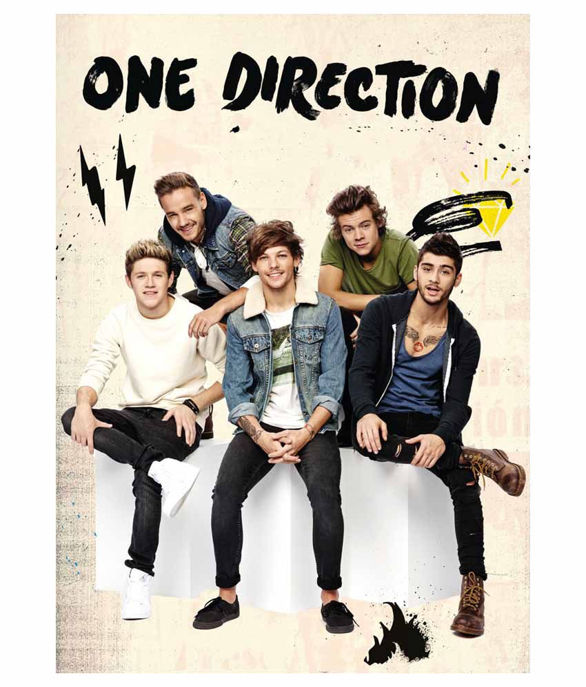 Posterhouzz One Direction Fine Art Print Poster  Buy Posterhouzz