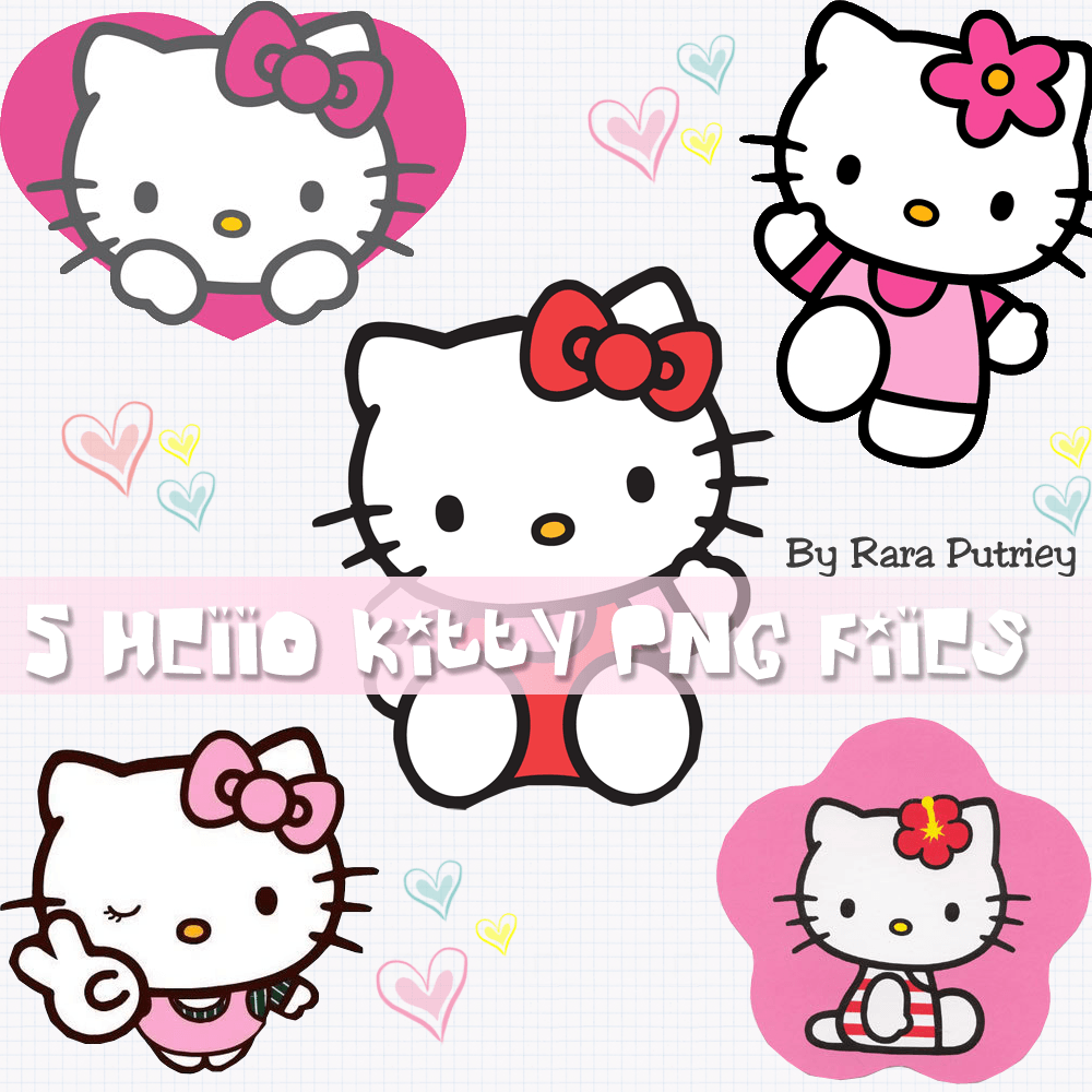 Free Download    Hello Kitty Image Pack By Rasyifa