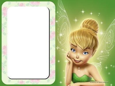 Tinkerbell Invitation Cards For Birthdays Free Birthday Printable