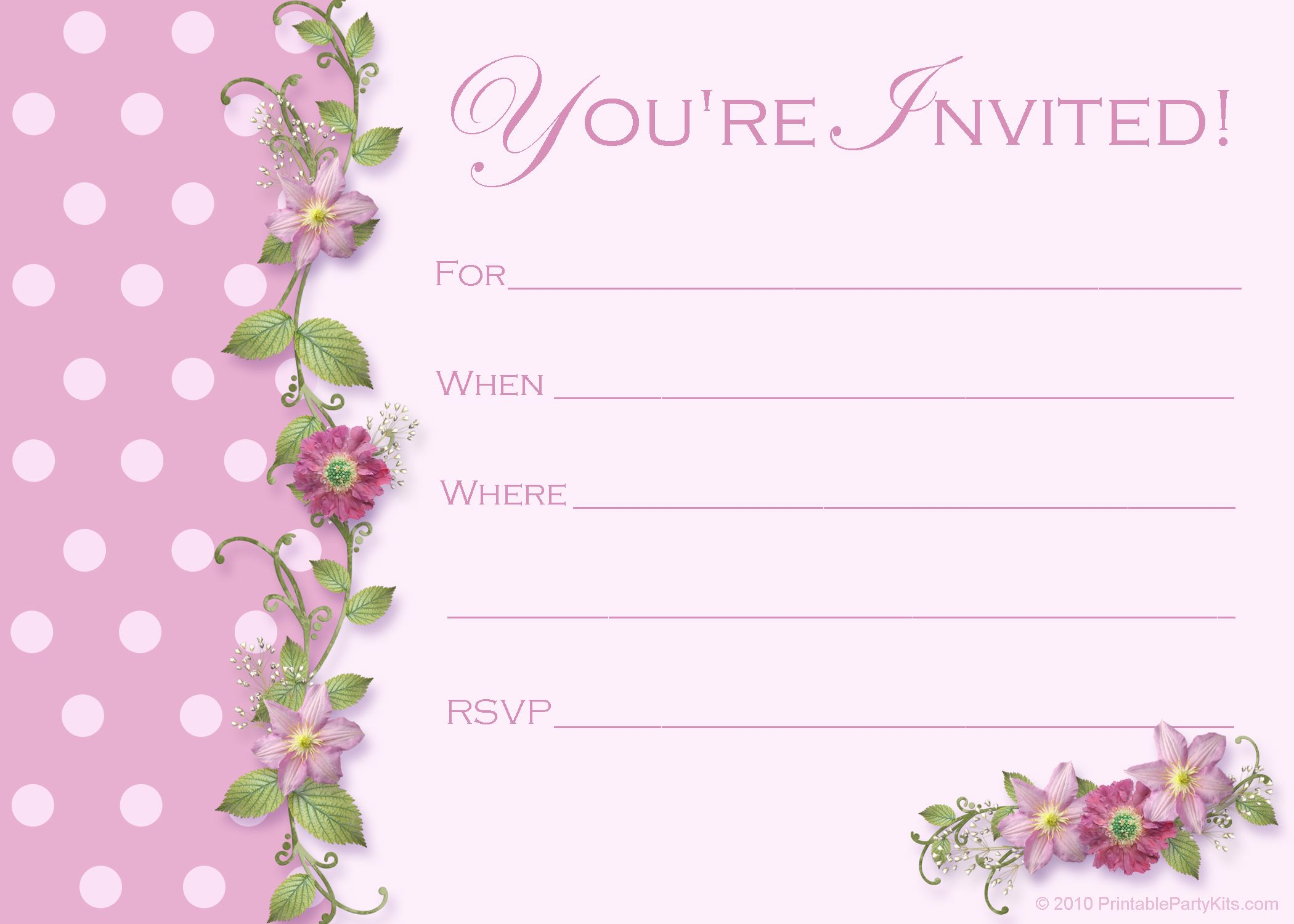Sweet 16 Party Invitation Templates Free Vintage With Sweet 16