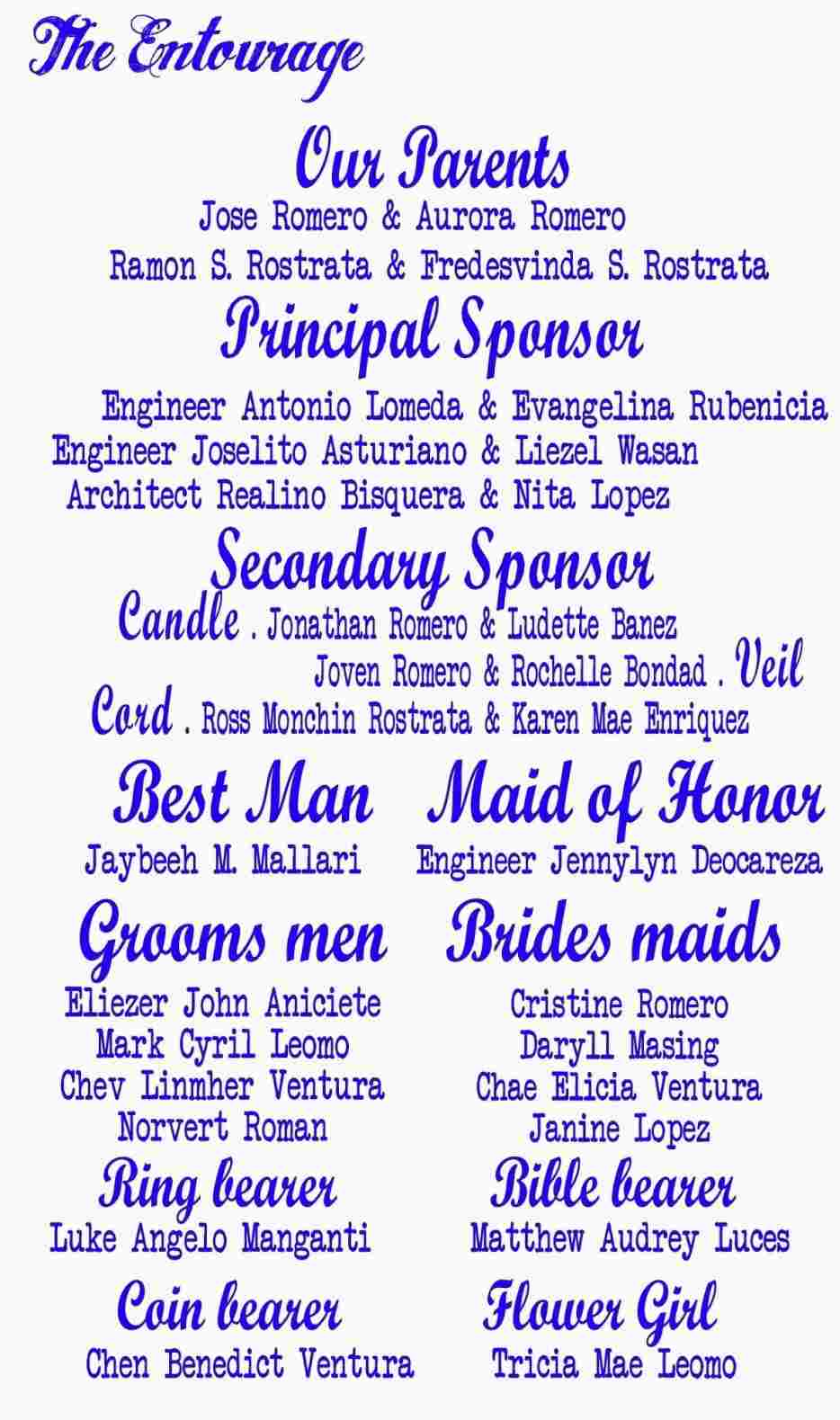 Sample Of Wedding Invitations Philippines