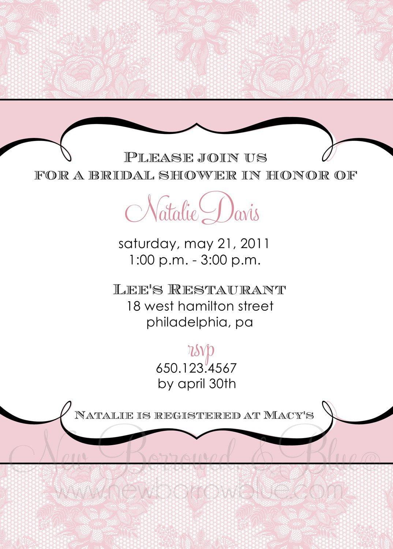 Collection Spanish Wedding Invitation Wording