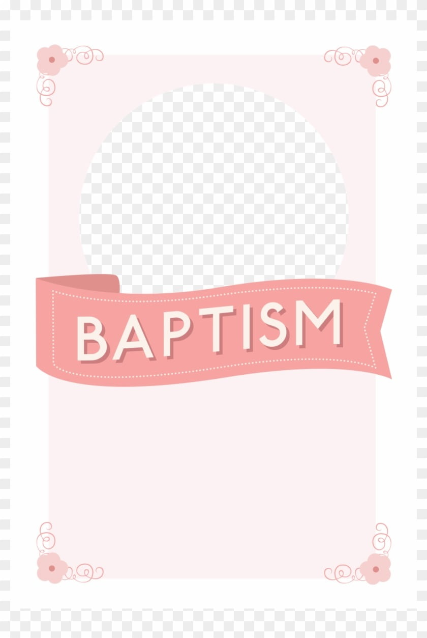 Free Printable Baptism & Christening Invitation Template