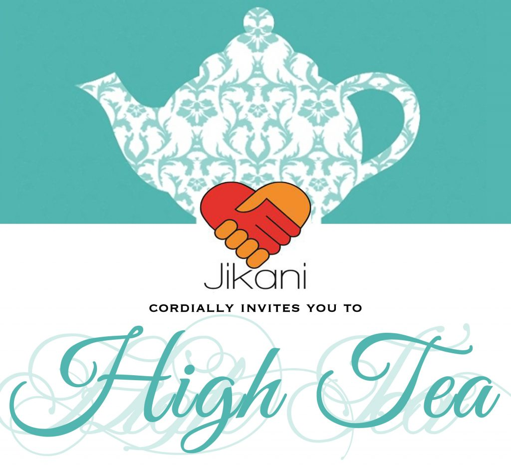 Jikani Invites You For High Tea – Jikani