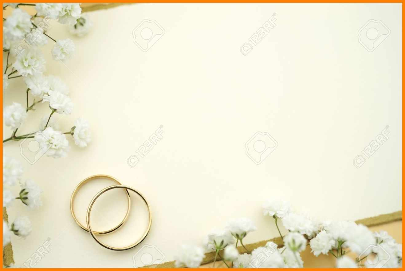 Blank Wedding Invitations With Interesting Invitations For
