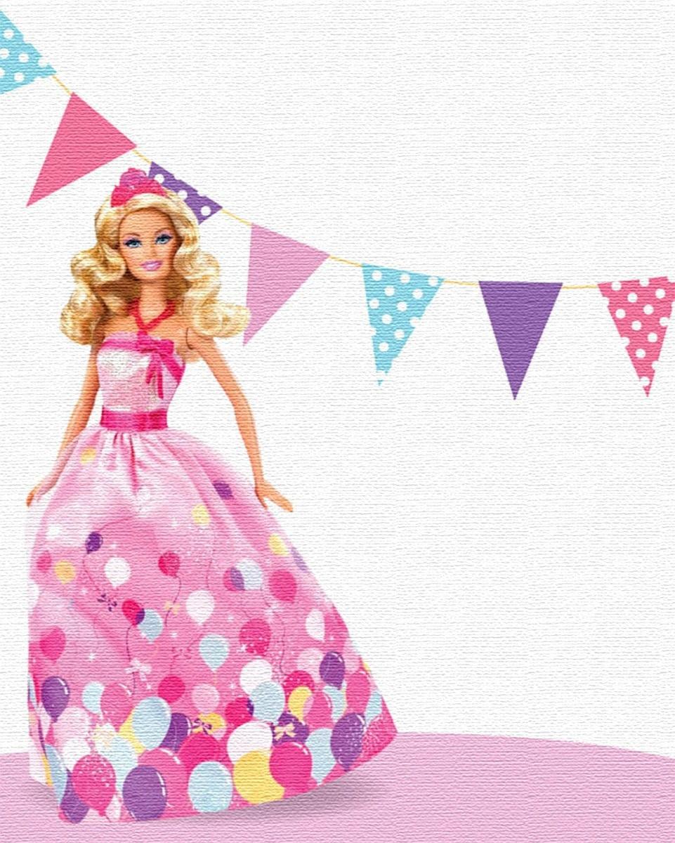 Barbie Birthday Invitations Invitation Template Free Printable