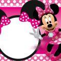 Printable Minnie Invitations