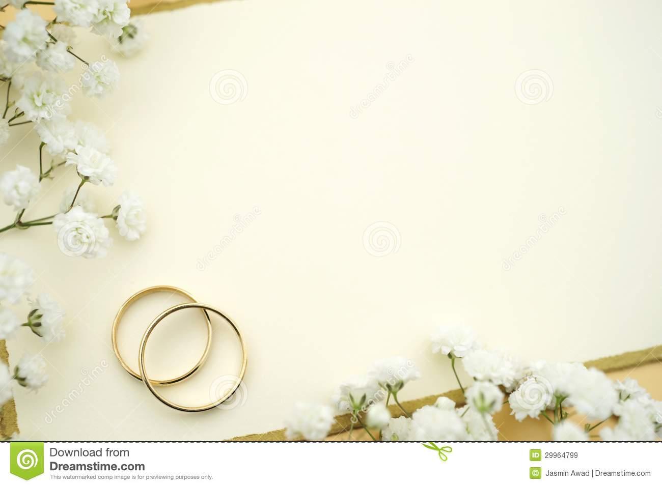 Wedding Invite Stock Image  Image Of Jewelry, Wedding