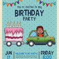 Free Kid Invitation