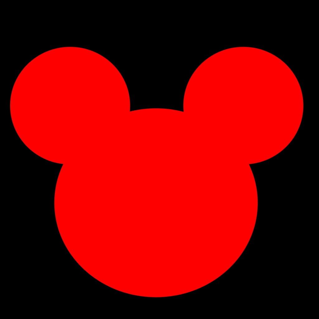 Free Mickey Mouse Template, Download Free Clip Art, Free Clip Art