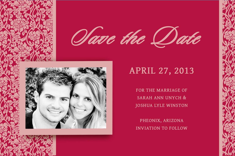 Amazing Wedding Invitation Models