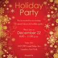 Christmas Invitation Templates Free On Word