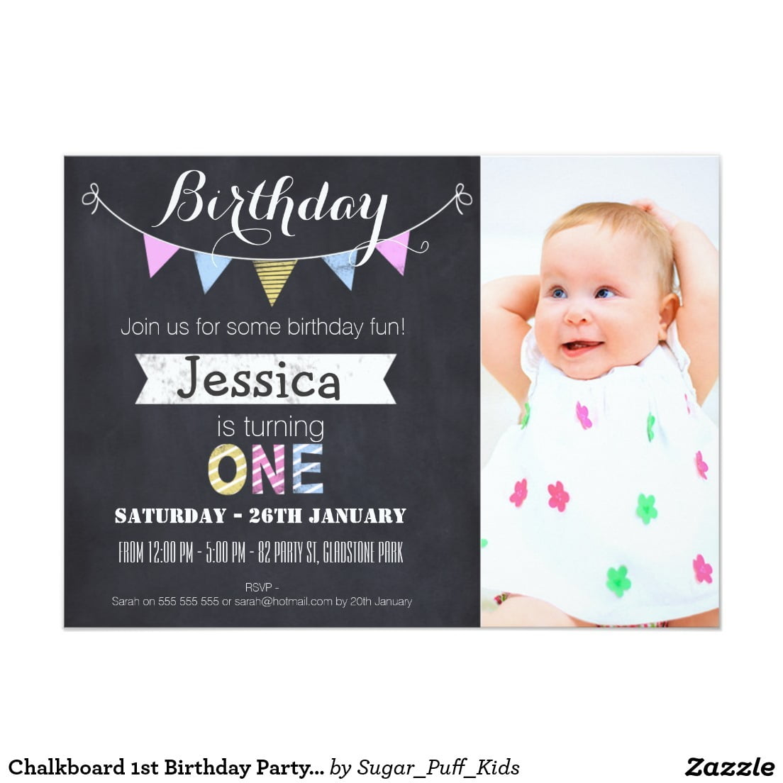 St Birthday Party Invitations By Way Of Using An Impressive Design