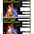 Star Wars Free Invitation